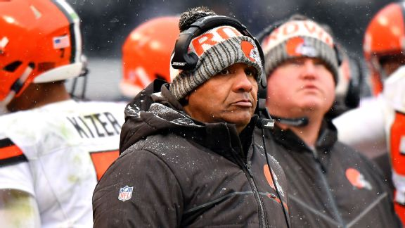 Browns coach Jackson apologizes after dismal 0-16 season
