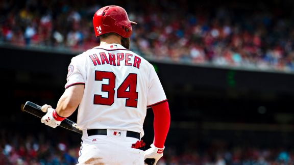 Bryce Harpers Mission To Make Baseball Fun Again