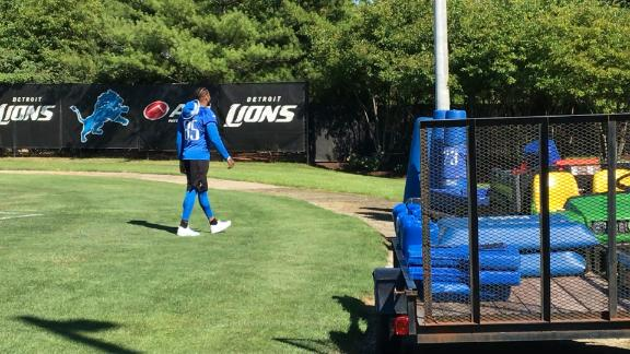 Eric Ebron's injury could make a bad Lions TE situation much worse