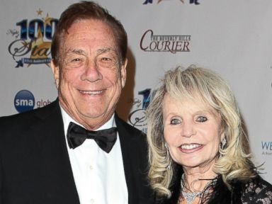 Donald Sterling Signs Over Clippers to Wife, Shelly