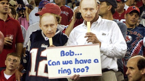 gty fans parody super bowl ring incident putin kraft jt 130615 wblog Patriots Owner Says Putin Took Super Bowl Ring