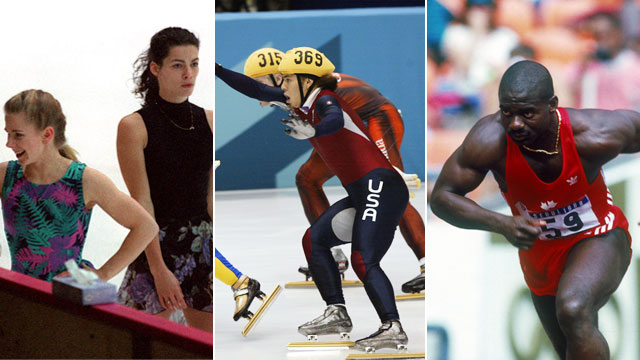 PHOTO: Olympic scandals