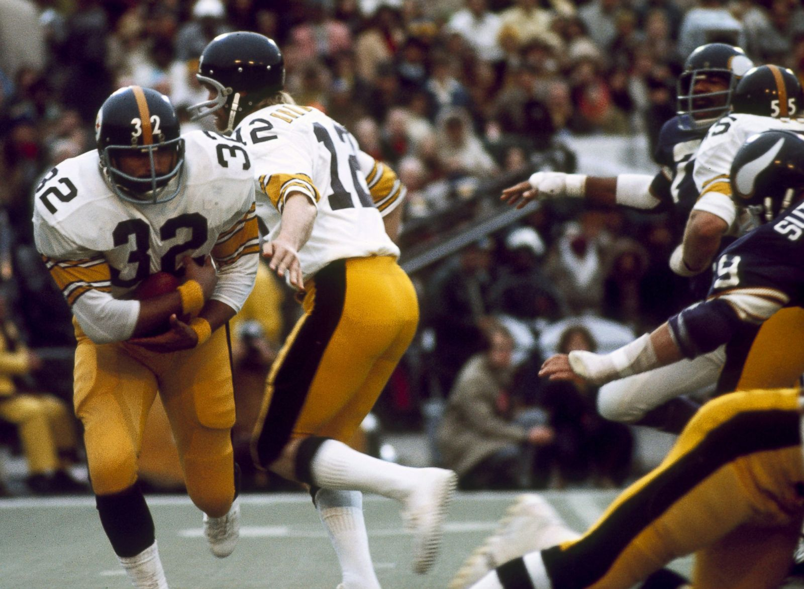 Super Bowl IX Picture | Super Bowl Through the Years - ABC News