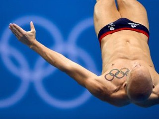 Photos: Olympians Sport Amazing Tattoos