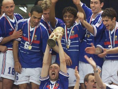 7 Things You Didn't Know About World Cup Champions