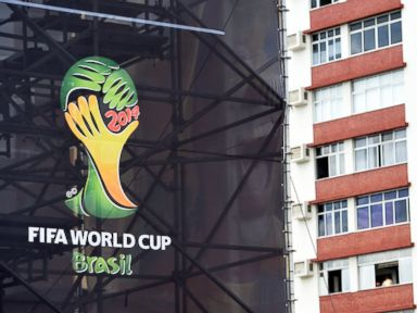 Why Are There Hands in the World Cup Logo?