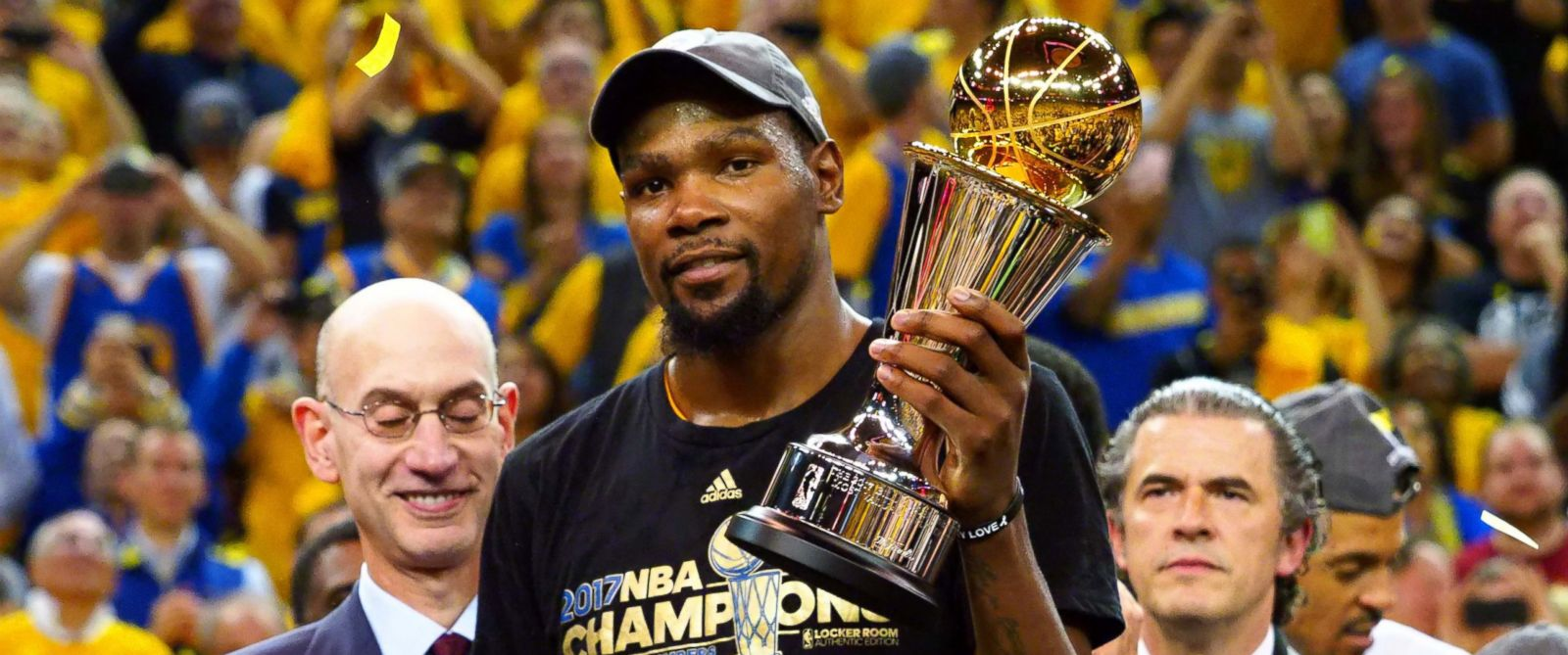Kevin Durant gets long-awaited NBA championship after ...