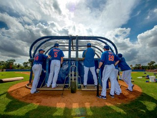 Take Me Out to the Ball Game: Spring Training Fades to Opening Day