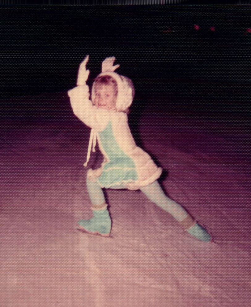 Tonya Harding is skating over remorse