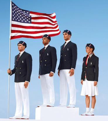 Photos: Olympic Team Uniforms Throughout History