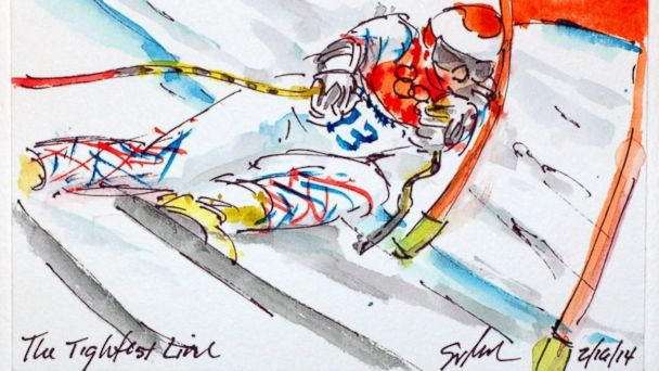 ht watercolor 3 kb 140219 16x9 608 Olympic Art, From Watercolors to Etch a Sketch