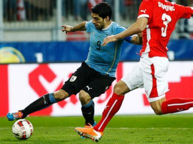 Get to Know Uruguay's Luis Suarez