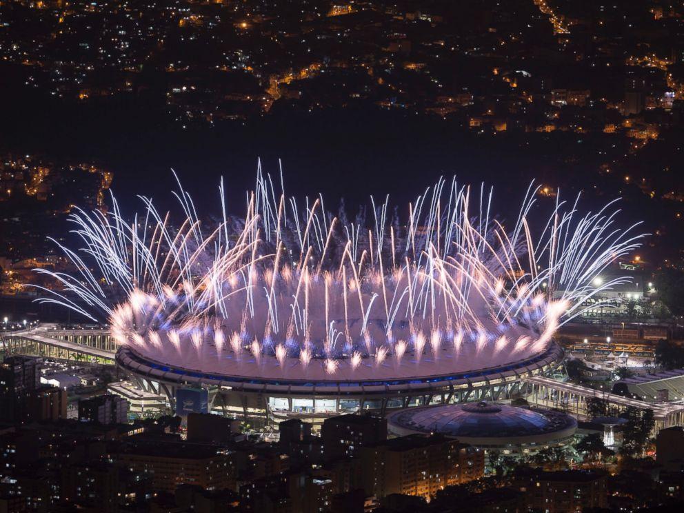 Olympics begin in Brazil