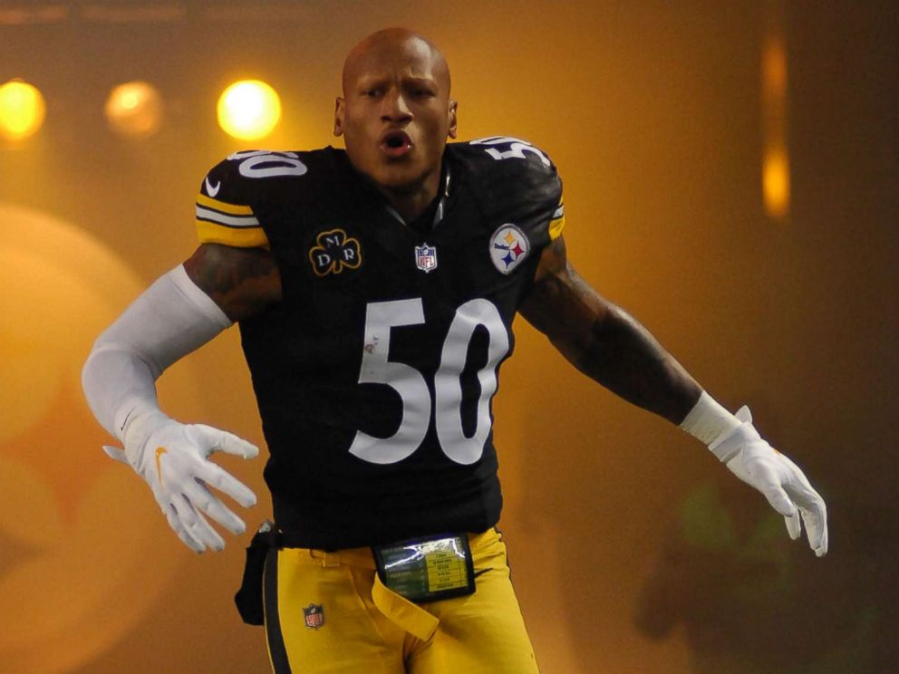 Ryan Shazier Steelers Pittsburgh Stee...