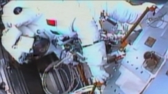 VIDEO: NASA Reveals More Information About Spacesuit Malfunction