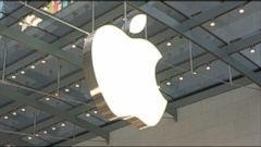 VIDEO: The tech company aims to issue the iWatch in time for the holiday season.