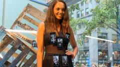 VIDEO: Fashion and Technology Collide in the iPhone Dress