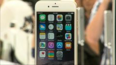 VIDEO: Apple says they sold 10 million new versions of the phone in the first weekend.