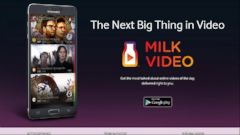 Samsung Milk Video Service Launches for Galaxy Phones