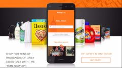 Amazon Unveils 1-Hour Delivery Service