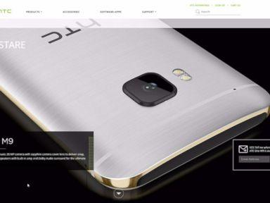 Watch: HTC Unveils New