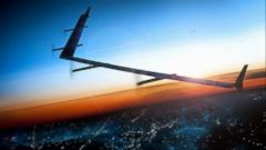 Facebooks Solar-Powered Drones Beam Down Web Access