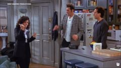 Hulu Reportedly Lands Deal for Reruns of Seinfeld