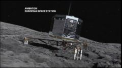 VIDEO: The Philae comet lander has phoned home for the first time following a seven month hibernation on the comet 67-P, sending valuable data back to scientists on Earth.