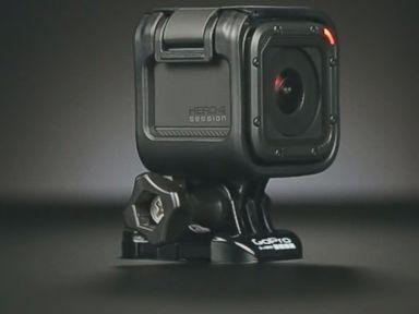 Watch: GoPro Hero4 Session