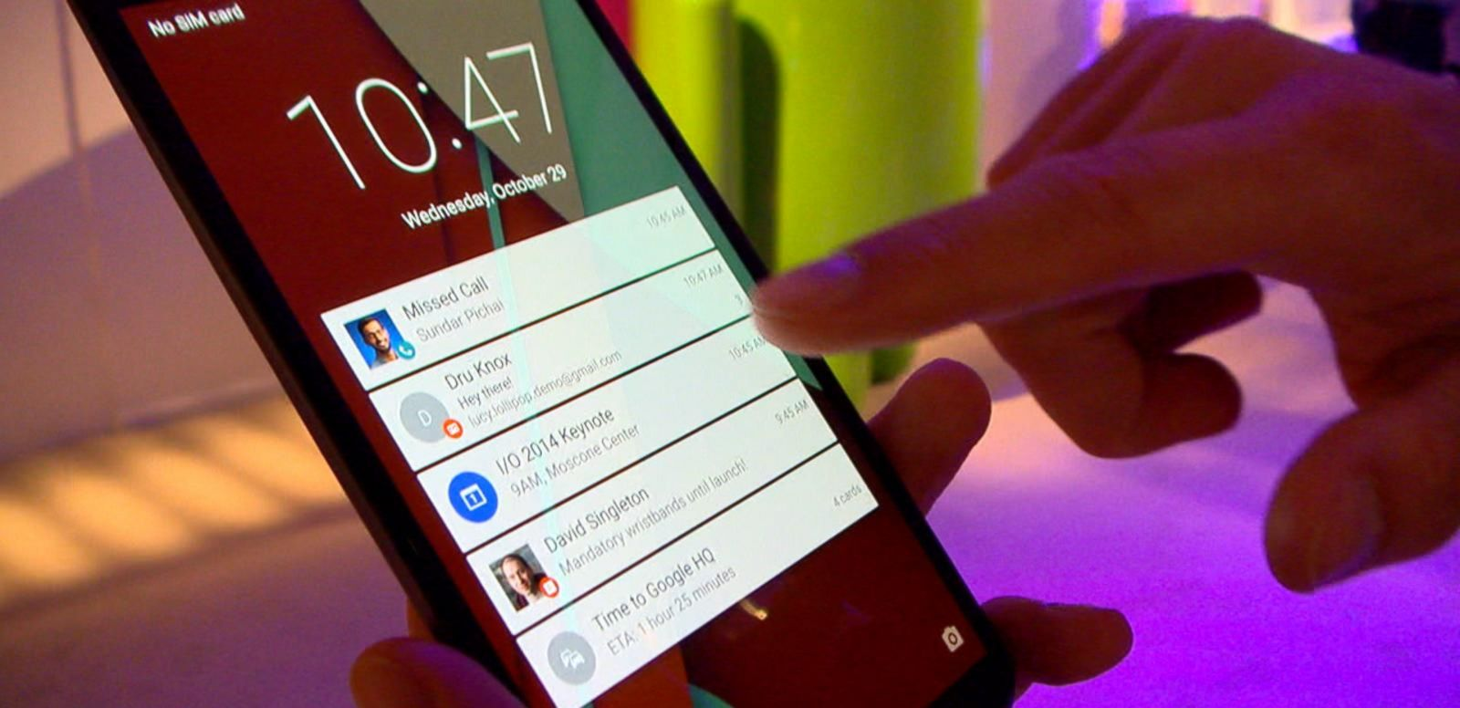 Android Phones at Risk From Text Hack