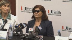 VIDEO: Bionic Eye Restores Womans Vision