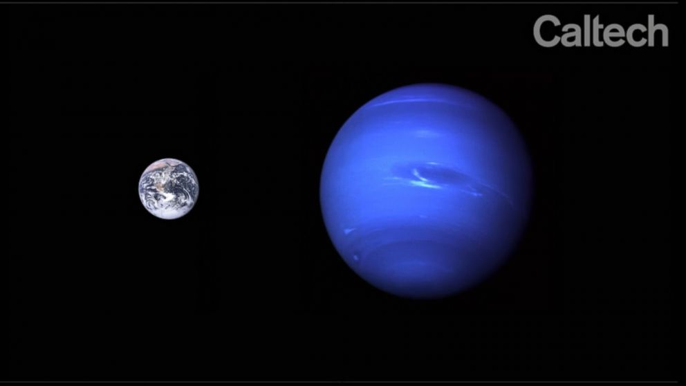 New Evidence Could Signal A 9th Planet Video Abc News