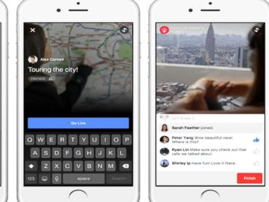 Watch:  Facebook Live Stream Feature Now Available to Everyone