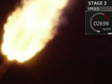 Watch:  SpaceX Lands Rocket at Sea During Launch from Cape Canaveral