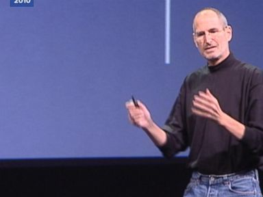 Watch:  ARCHIVAL VIDEO: Steve Jobs and Apple Through the Years