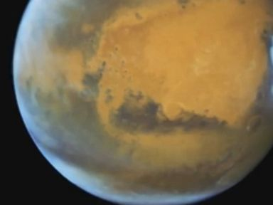 Watch:  Hubble Mars Photo Shows the Red Planet in Stunning Detail