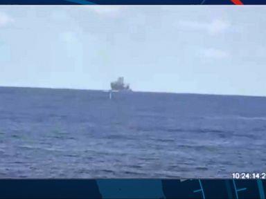 Watch:  Elon Musk Tweets SpaceX Crash Landing Video