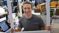 VIDEO: Mark Zuckerberg posted a photo celebrating Instagrams 500 million user milestone, but whats in the background is also getting some attention.