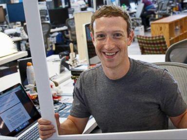 Watch:  Mark Zuckerberg Puts Tape Over His Webcam