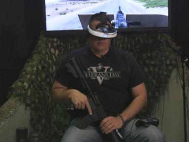 WATCH:  Treating PTSD With Virtual Reality Therapy: A Way to Heal Trauma
