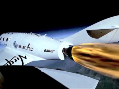 WATCH:  FAA Grants Virgin Galactic Approval to Resume Testing Its Spaceplane