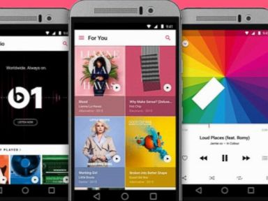 WATCH:  Apple Music Ready to Rock for Android Devices