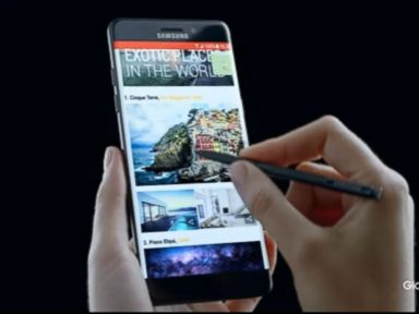 WATCH:  Samsung Galaxy Note 7s Ranked Best Yet