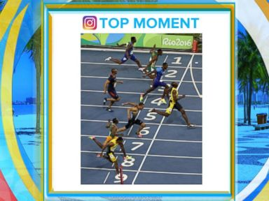 WATCH:  Instagram Calls the Rio Olympic Games the Most Social in History
