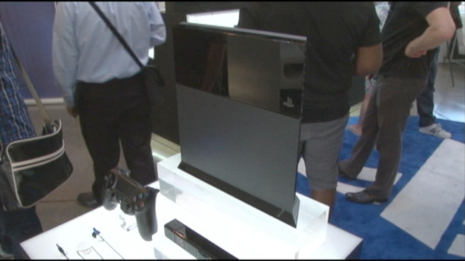 VIDEO: Sony Set to Launch New PlayStation