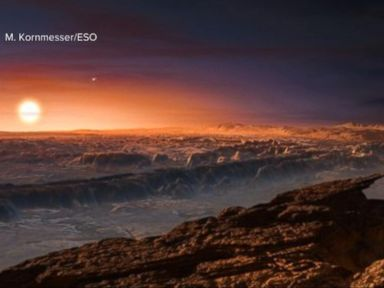 WATCH:  Potentially Habitable Planet Discovered