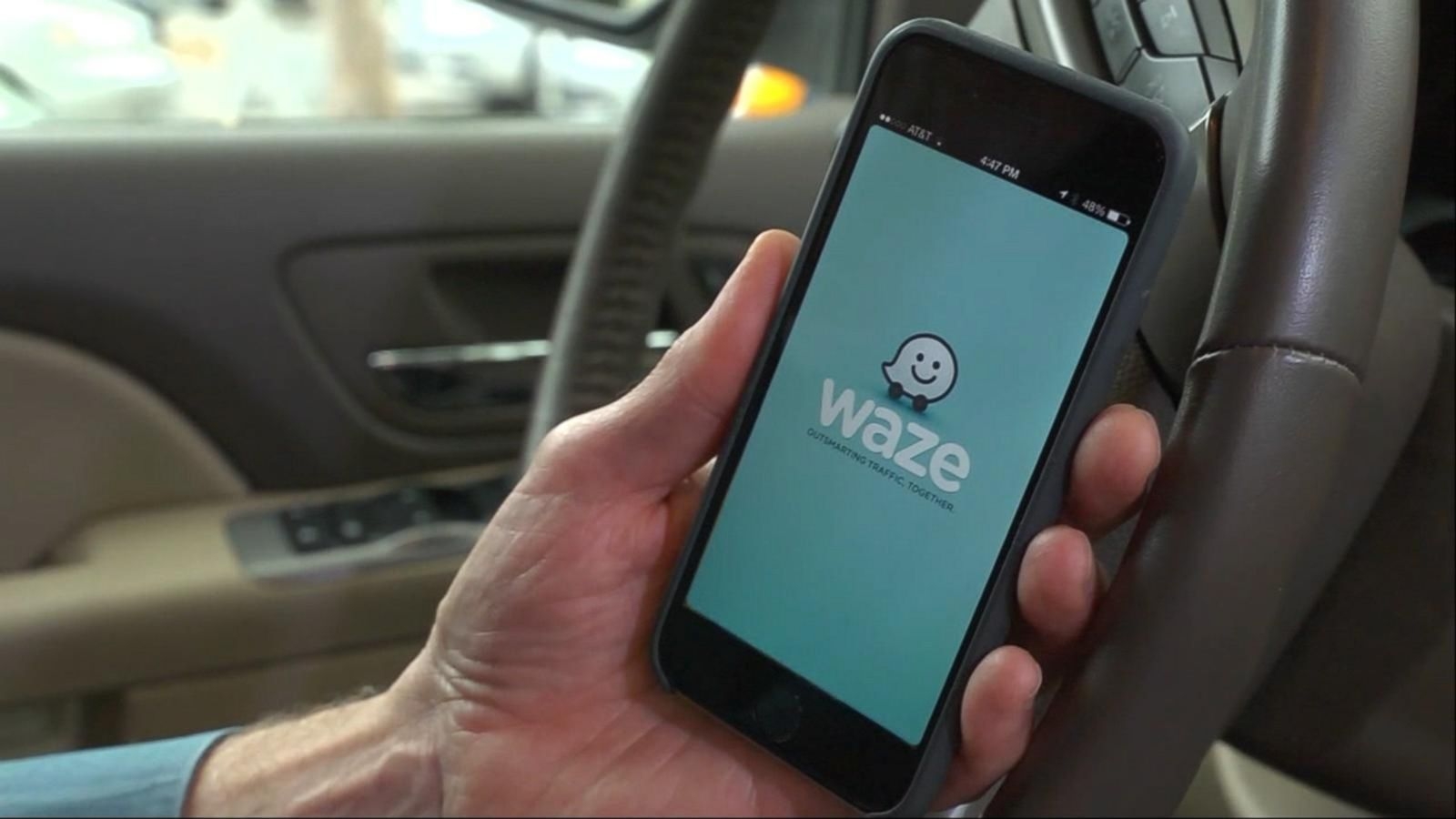 'Google Waze' Ride Share Service