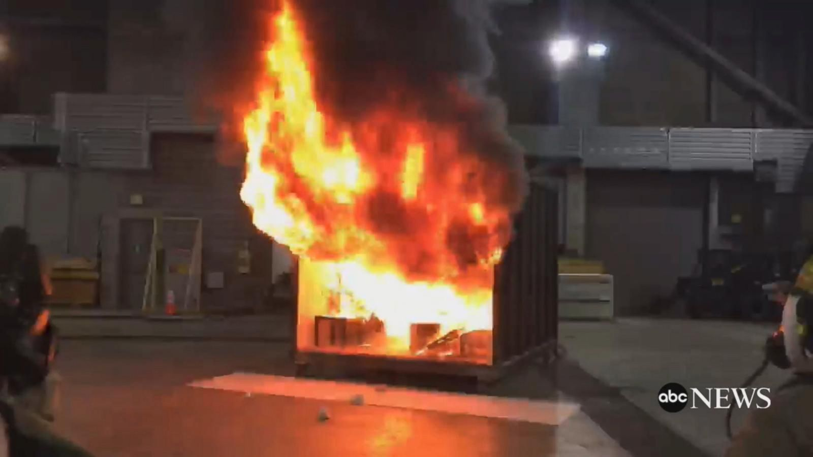 VIDEO: Watch How Quickly a Small Fire Engulfs a Whole Room