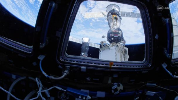 VIDEO: Take a Grand Tour of International Space Station