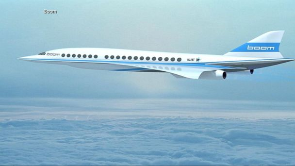 Revival of Supersonic Passenger Air Travel